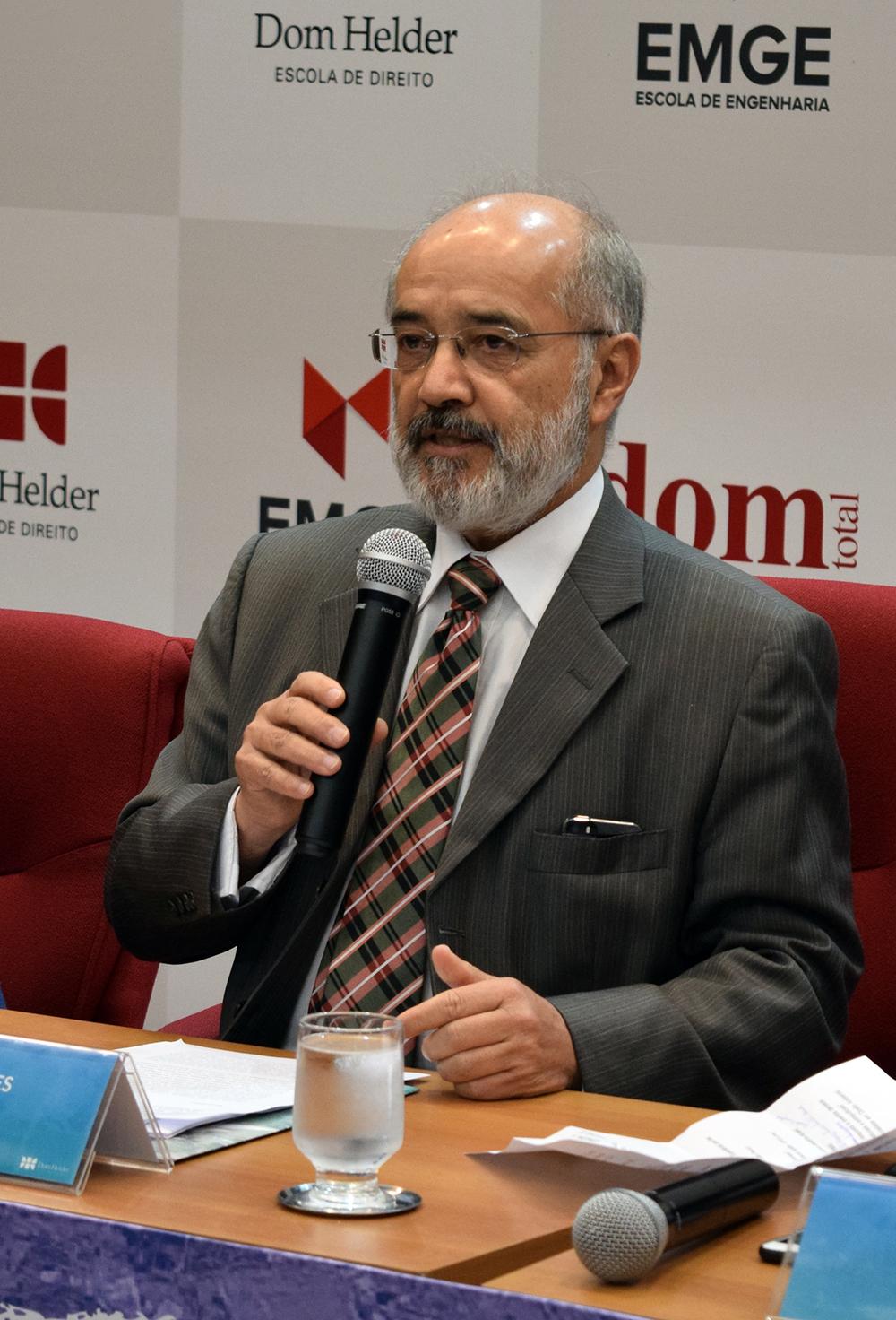 Ricardo Torres Carvalho, juiz da Câmara ambiental Especial em São Paulo.