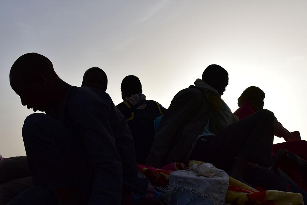 O tráfico de pessoas é o desafio diplomático mais importante do papa Francisco.