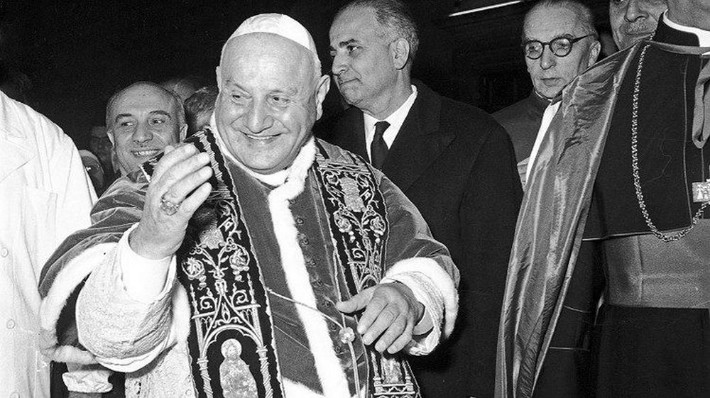 João XXIII foi acusado de ser comunista por fundamentalistas.