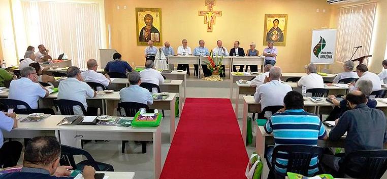 No sínodo, bispos de todos os continentes vão discutir a situação da Amazônia e tratar de temas considerados pelo governo brasileiro como uma