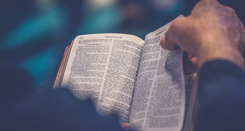 Igreja celebra setembro como o mês da Bíblia. (Rod Long/ Unsplash)