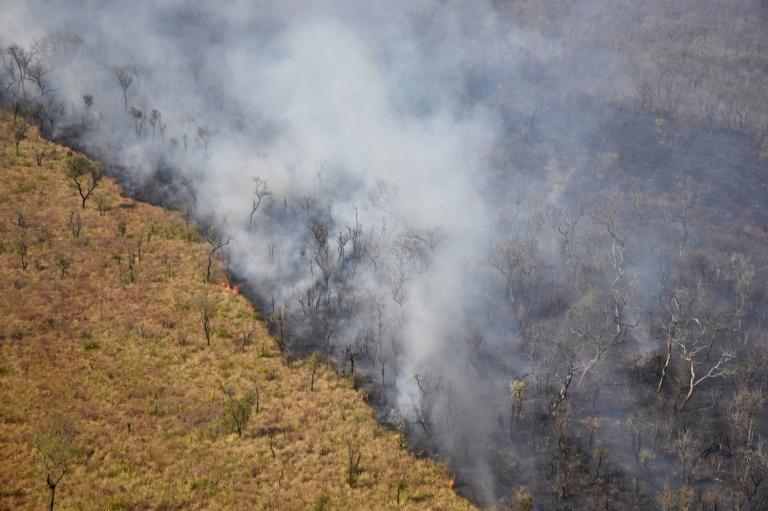 Bachelet citou a situação dos povos indígenas em uma Amazônia devastada por incêndios e desmatamento como um exemplo de violação dos direitos humanos