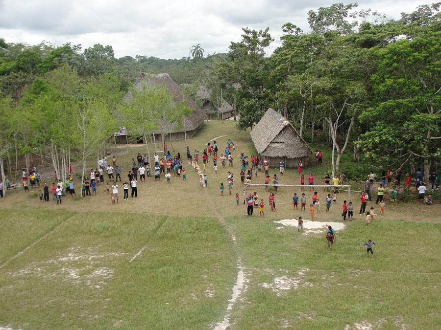 Terra Indígena Vale do Javari é uma das maiores terras indígenas demarcadas do país, com mais de 8 milhões de hectares.