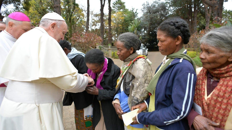 Com viagem a Maurício, o Pontífice já visitou 47 países desde o início do seu pontificado