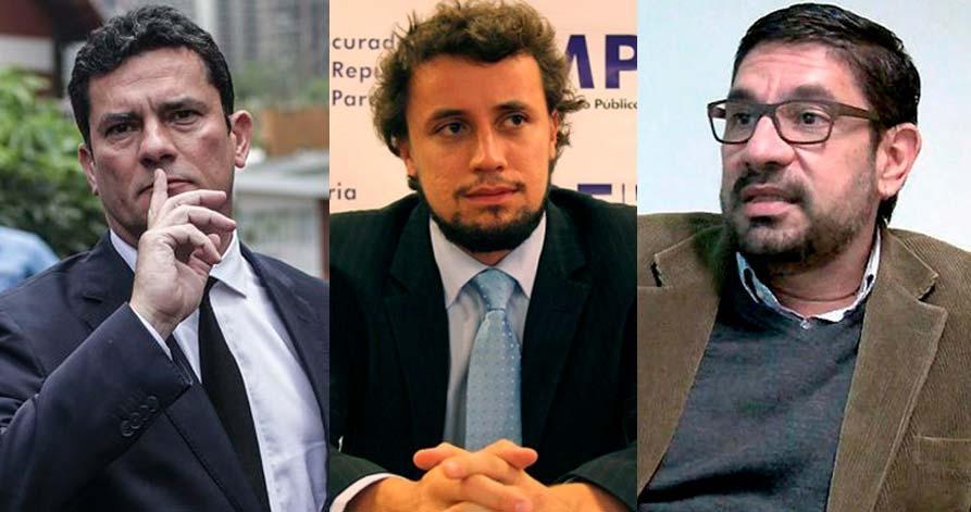 Moro aceitou o plano criado pelo procurador Diego Castor de Mattos contra filha de Raul Schmid.