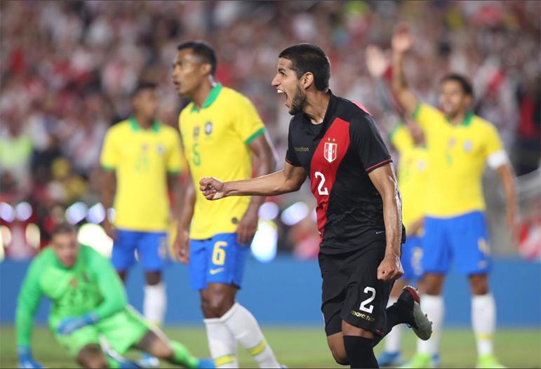 Brasil perdeu seu terceiro jogo na era Tite.