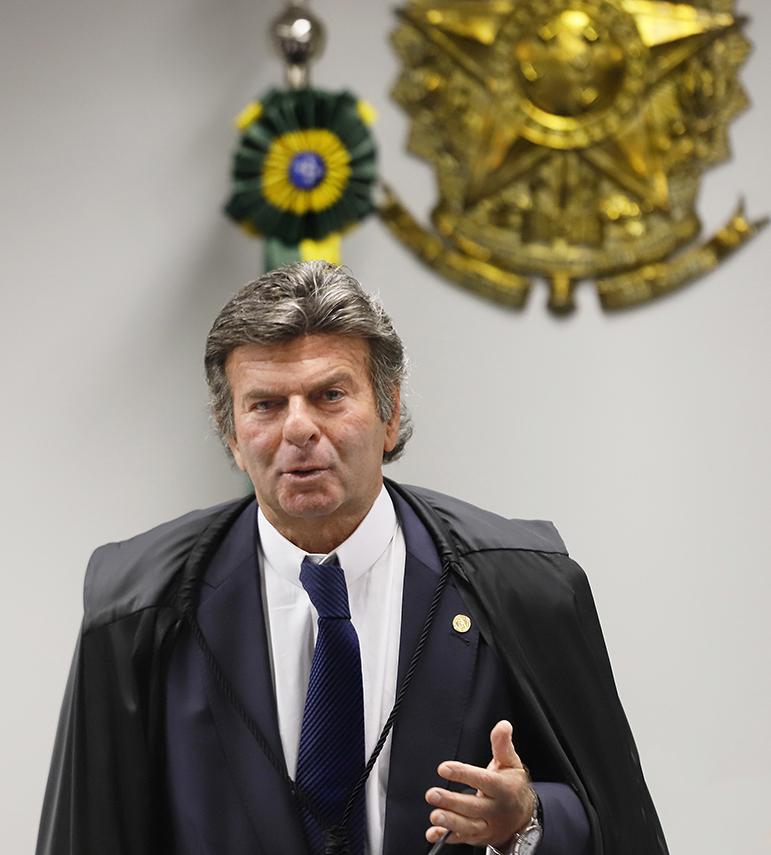 O ministro do Supremo Tribunal Federal (STF) Luiz Fux diz que novo imposto seria contraditório.
