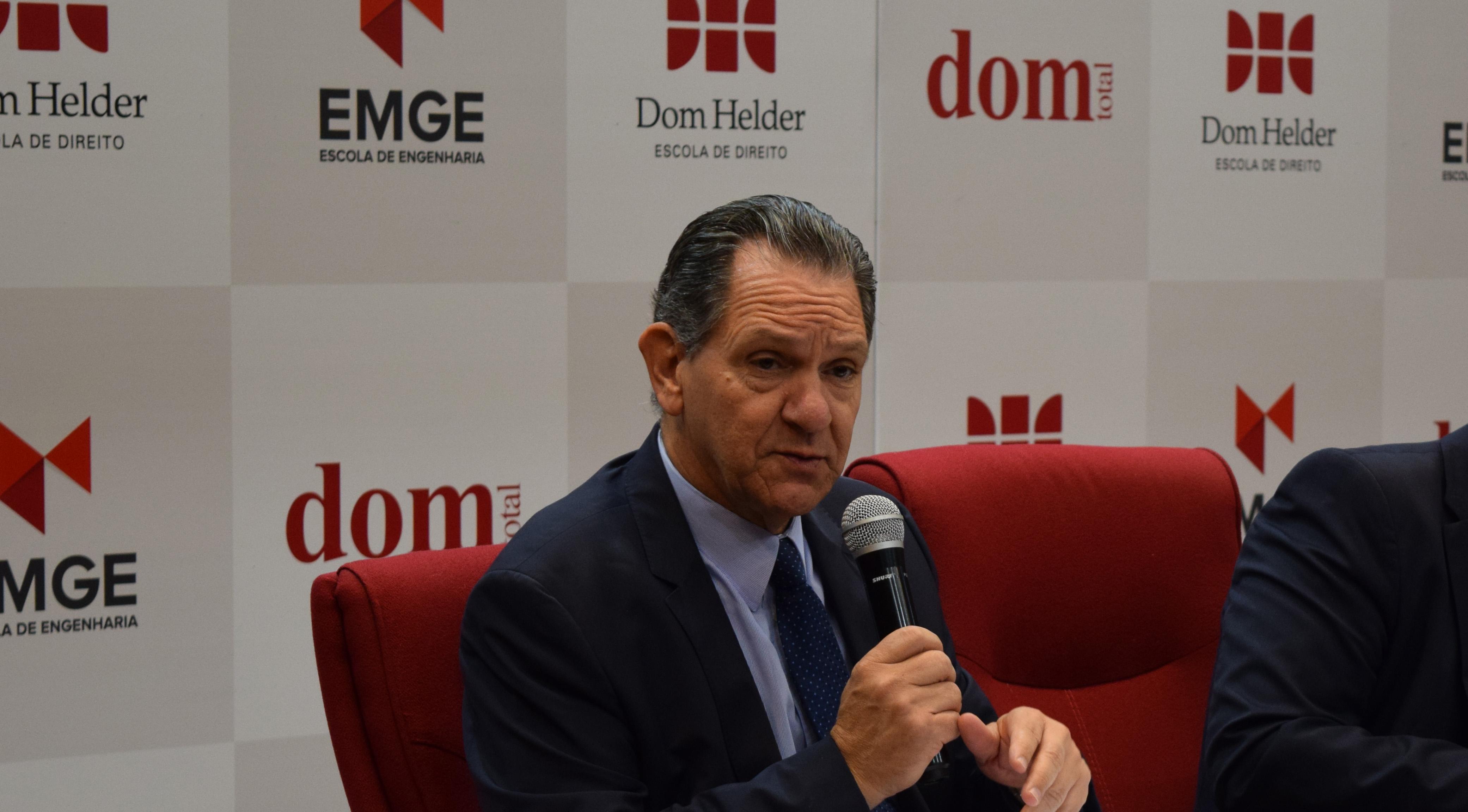 João Otávio de Noronha mencionou a sobrecarga de trabalho do atual TRF1