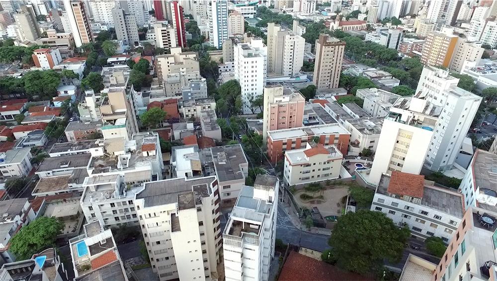 O bairro São Pedro, em Belo Horizonte, vem concentrando os jovens empreendedores.