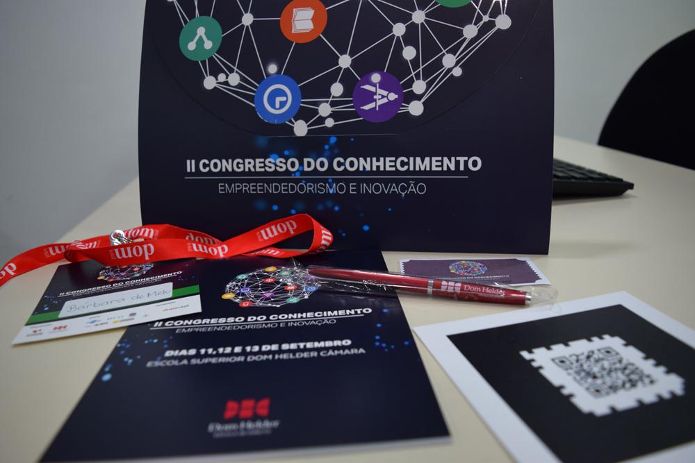 Kit do Congresso do Conhecimento