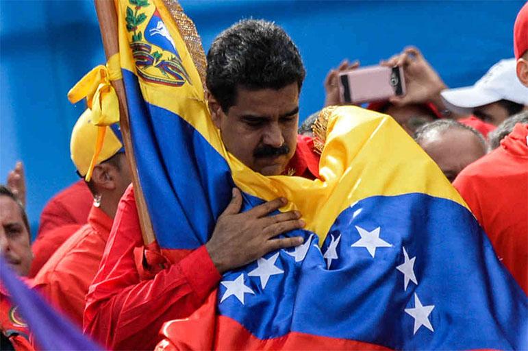 Maduro afirmou que Bachelet continua
