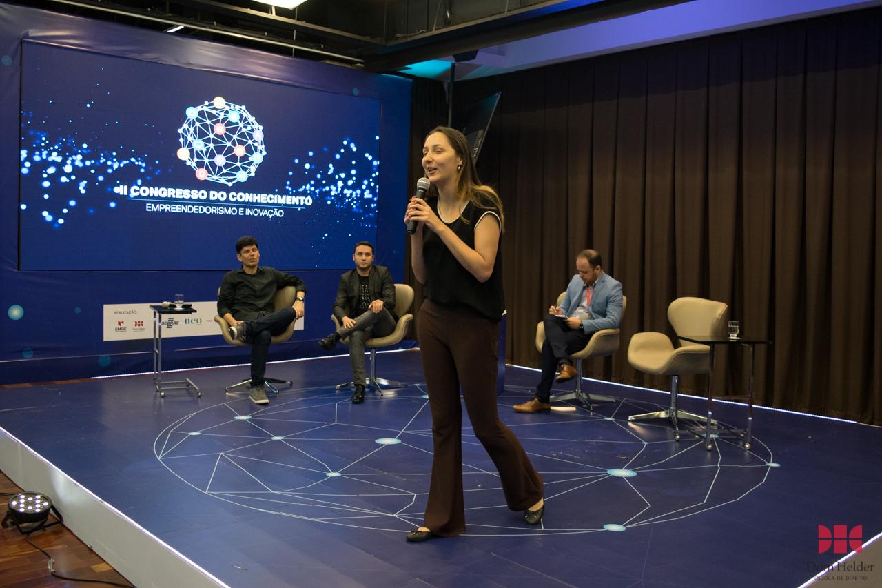 'Empreendedorismo social e inovação', tema do painel III do Congresso do Conhecimento.