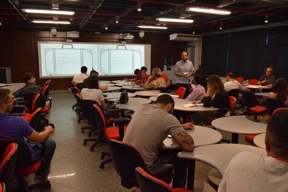 Workshop explora relações entre literatura, lógica, matemática, computação e ficção.