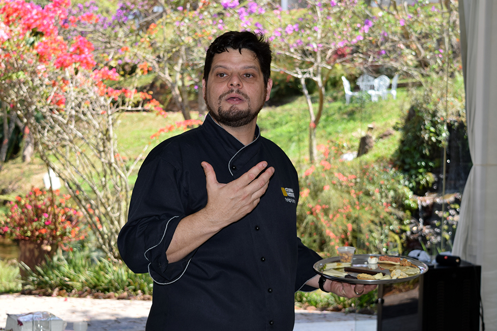 Atividade realizada na Unidade III explorou a relação entre a culinária e o comportamento empreendedor.