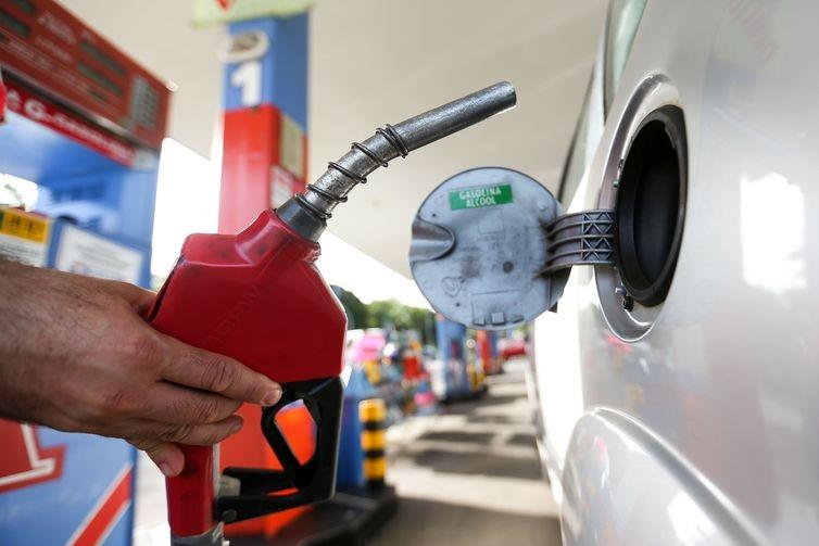 O último reajuste da gasolina no Brasil havia sido em 5 de setembro e o do diesel, em 13 de setembro.