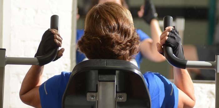 Mortalidade é quase 63 vezes maior em mulheres com pouca massa magra nos membros.