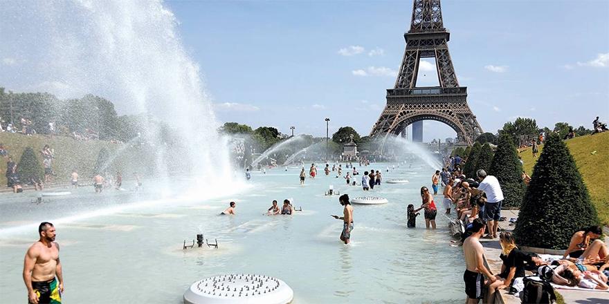 Na Europa, os verões e os invernos se tornarão mais quentes, com aumentos de em média 3,5 e 4,7 graus.
