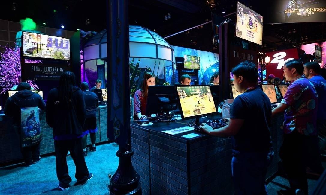 Segundo relatório, o Rio de Janeiro e São Paulo são considerados centros desenvolvedores de games (42,4% do total).