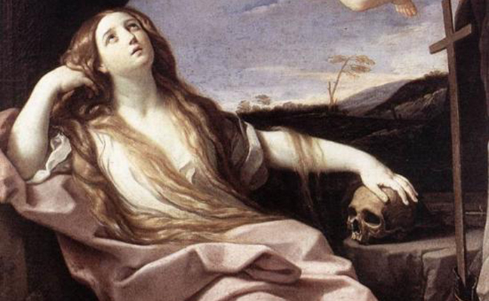 Maria Madalena, de Guido Reni (1630).