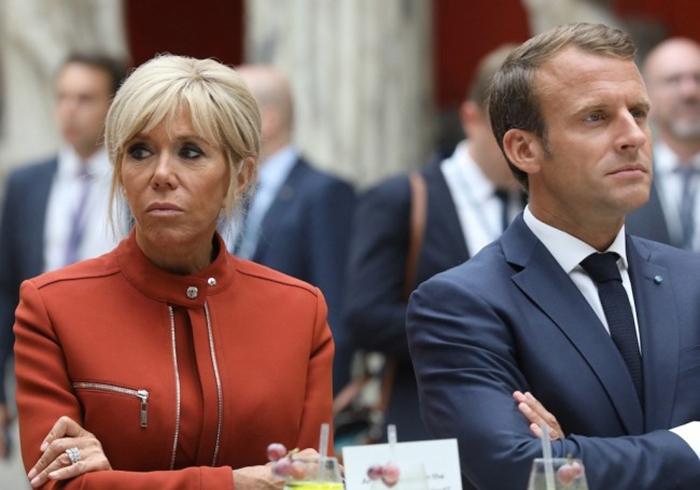 As críticas do presidente francês não foram respondidas na mesma proporção que foram realizadas. Fugiu-se da temática ambiental para a do gênero.