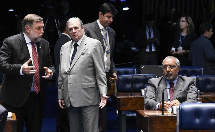 Mudanças na aposentadoria por invalidez e de pessoas com deficiência foram as mais criticadas no primeiro dia de debate sobre a reforma no Senado.