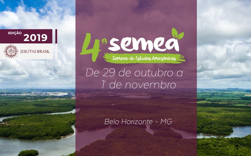 O evento contará com a participação de representantes de povos tradicionais da Amazônia.