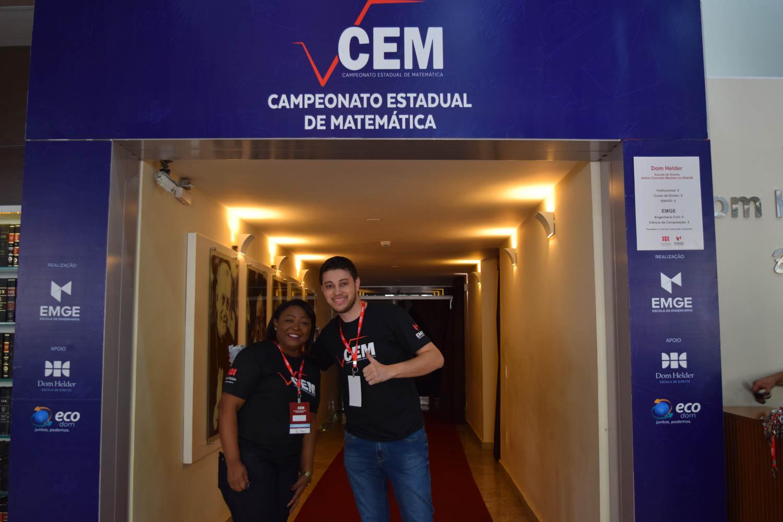 Campeonato Estadual de Matemática (CEM).