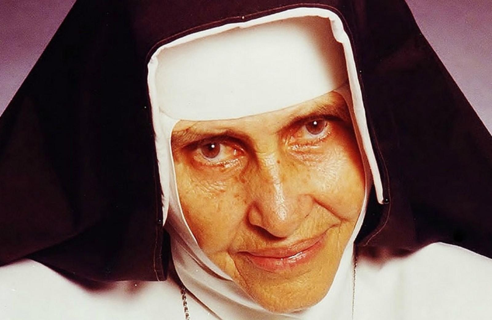A canonização de Irmã Dulce foi anunciada no dia 1º de julho de 2019, pelo Papa Francisco