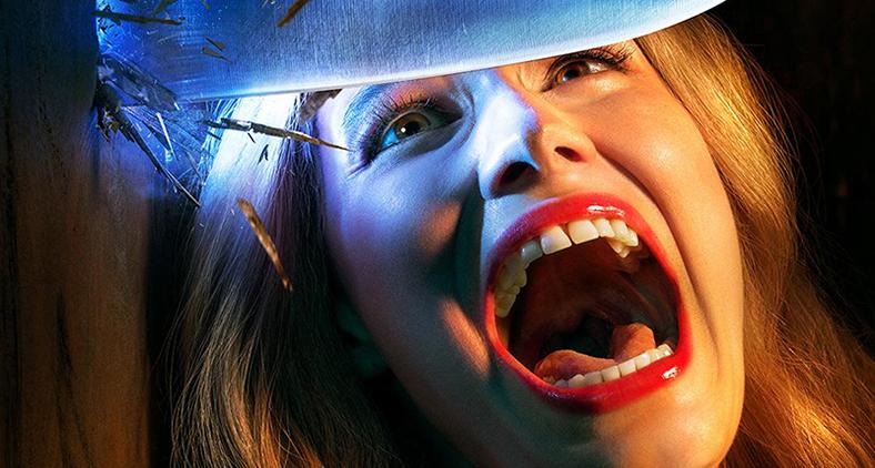 A escolha dos anos 80 para ambientar a nova temporada de American horror Story cheira a calculado oportunismo. (Divulgação FX)