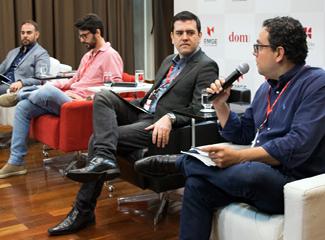 """O 4º Seminário Internacional Emmanuel Levinas tem como tema """"Sentido do humano: ética, política e direito em tempo de mutações"""". (Patrícia Almada/DomTotal)"""