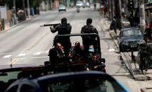 Polícias estão encorajadas por vitórias no ano passado de políticos da extrema-direita com agendas agressivas de segurança pública. (Ricardo Moraes/Reuters)