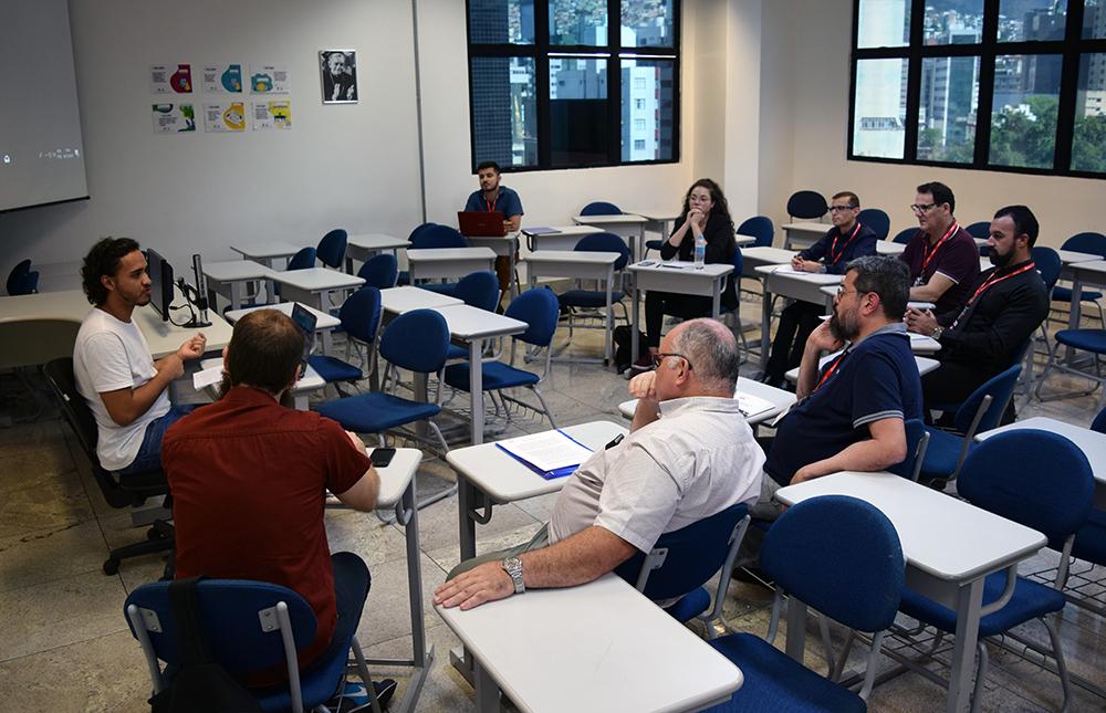 Seminário contou com dois grupos de trabalho com o tema Direito, Política e Ecologia.