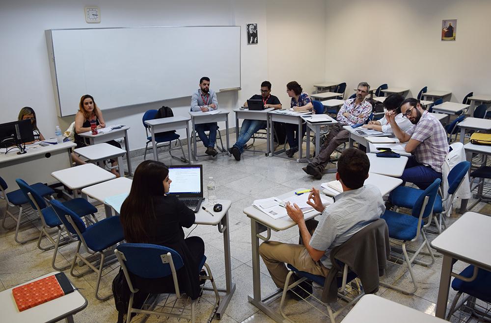 Seminário também contou com grupo sobre Linguagem, Feminismo e Literatura.
