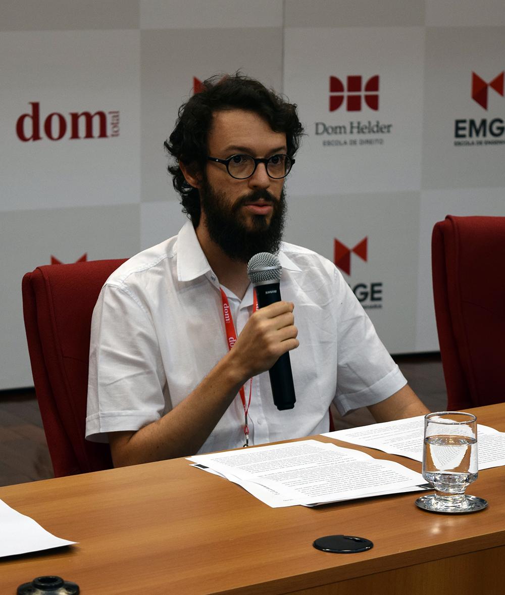 Diogo Villas Boas Aguiar, da Universidade Federal de Santa Maria (UFSM).