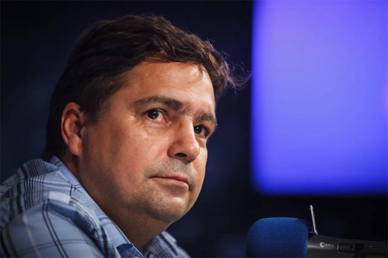 Itair Machado não é mais o vice-diretor de futebol do Cruzeiro.