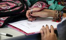 Para a maioria dos pais que poupam, a intenção é garantir os investimentos na educação dos filhos. (Cecília Bastos/USP Imagens)