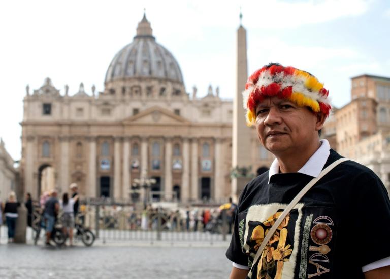 José Gregorio Mirabal, coordenador-geral da Coordenadoria das Organizações Indígenas da Bacia Amazônica (Coica)