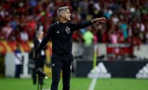 Apesar do péssimos resultados, Rodrigo Santana continua prestigiado no Atlético (Bruno Cantini / Atlético)