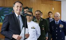 Especialistas advertem que democracia está em jogo com Bolsonaro na presidência (Carolina Antunes/PR)