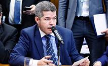 A Secretaria-Geral da Mesa formalizou nesta tarde a decisão de manter Waldir na função (Luis Macedo/Agência Câmara)
