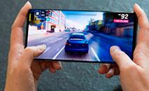 A Samsung havia anunciado seu celular S10 como o mais revolucionário em termos de identificação digital, com um novo sistema de pulsações ultrassônicas para detectar a digital em três dimensõessmartphone (AFP/Arquivos)