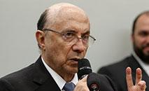 """""""O fato é que o o crescimento é menor do que o esperado"""", disse Meirelles. (Arquivo Agência Brasil)"""