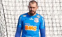 Walter é o substituto imediato de Cássio (Daniel Augusto Jr. / Agência Corinthians)