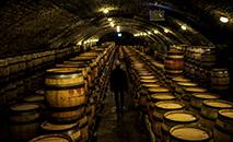 Os vinhos espanhóis, franceses, alemães e britânicos que contenham um teor alcoólico inferior ou igual a 14% e menos de dois litros terão uma nova taxa de 25% (AFP/Arquivos)
