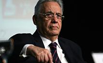 """""""É provável que na Lava Jato haja também, como houve no passado, uma visão política"""" (Renato Araújo/Agência Brasil)"""