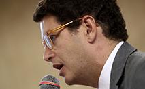 Ao jornal, o ministro Ricardo Salles disse que o plano foi, sim, acionado desde o início de setembro (Amanda Perobelli/Reuters)