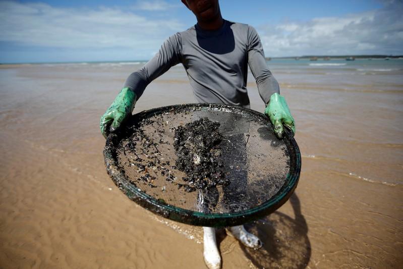 Esse desastre ambiental é considerado o maior da história no litoral brasileiro em termos de extensão