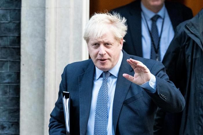 Boris Johnson disse que seguirá em frente e tentará fazer com que o país deixe a União Europeia até 31 de outubro