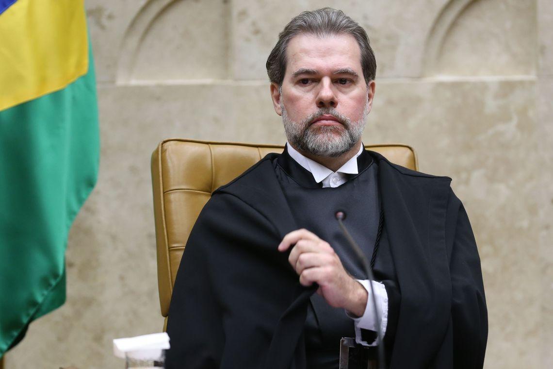 A gestão do presidente Dias Toffoli pretende garantir a privacidade com uma 'passagem reservada'