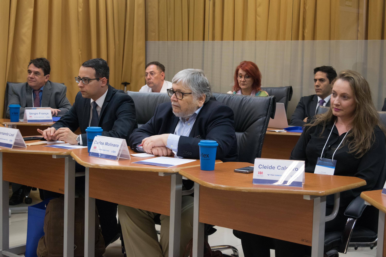 Editores de periódicos participam de seminário na Dom Helder.